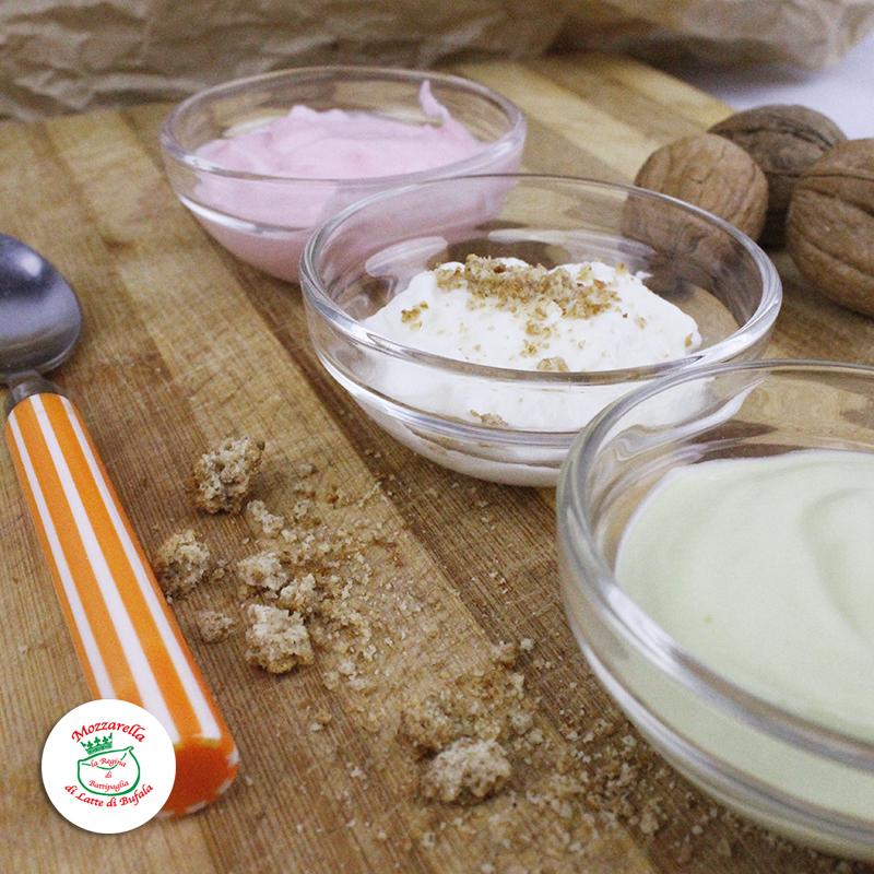 Lo yogurt di bufala, ricco di fermenti lattici. La Regina di Battipaglia