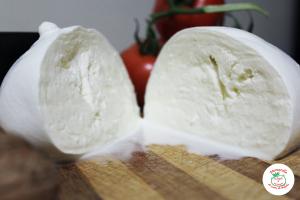 La mozzarella di bufala contiene meno lattosio di quel che si pensi e
