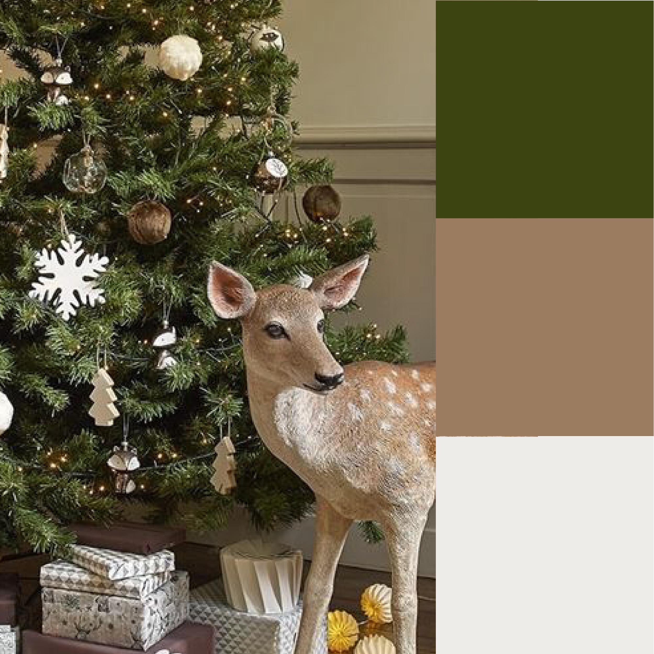 Decorazioni Natalizie Tavola.5 Idee Per Apparecchiare La Tavola Di Natale La Regina Di Battipaglia